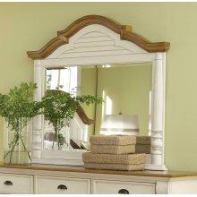 Oleta Buttermilk Dresser Mirror