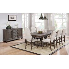Crestwood Dining Table with Leaf