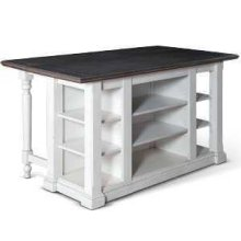 Carriage House Kitchen Island Table