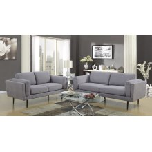 Colton Gray Loveseat