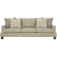 Larson Leather Sofa in Portobello (789)