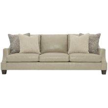 Larson Leather Sofa in Portobello (789)