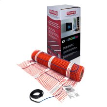 Warmup Under Floor Mat Heater, 120V, 140W, 1.2 amps, Covers 10 sq ft of heated area