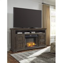 Wyndahl - Rustic Brown 2 Piece Entertainment Set