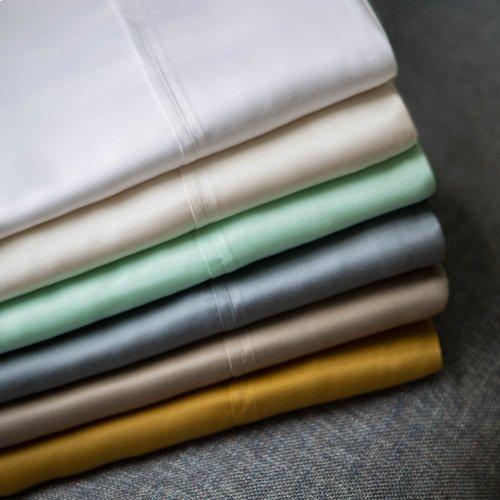 TENCEL® King Pillowcase Ecru