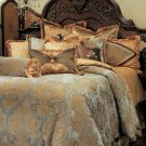 12 PC.Queen Comforter Set Aqua Product Image