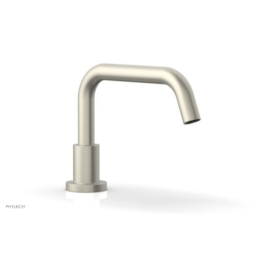 BASIC Deck Tub Spout D5132 - Burnished Nickel