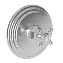 Biscuit Balanced Pressure Shower Trim Set