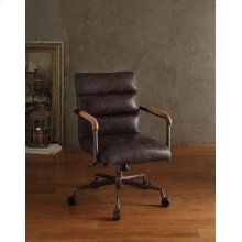 ANTIQUE SLATE OFFICE CHAIR