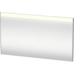 Mirror With Lighting, Concrete Gray Matte (decor)