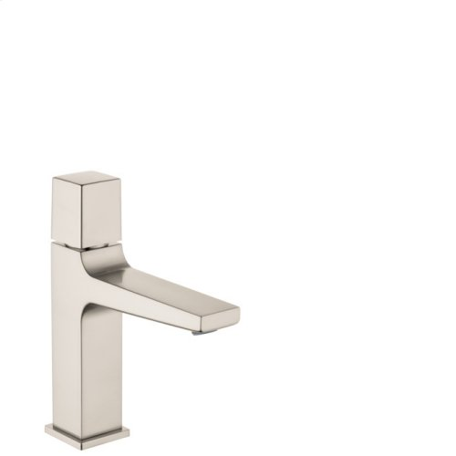 Brushed Nickel Single-Hole Faucet 110 Select, 1.2 GPM