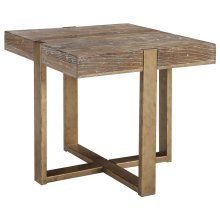 Paluxy Square End Table