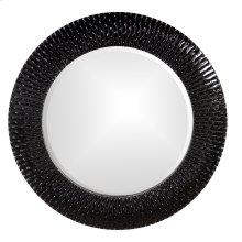 Bergman Mirror - Glossy Black