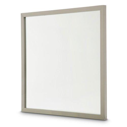 Dresser Mirror Dove Gray
