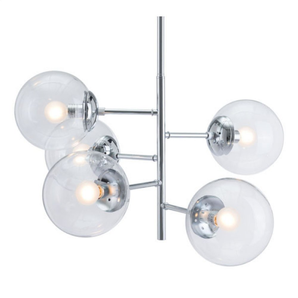 Somerest Ceiling Lamp Chrome