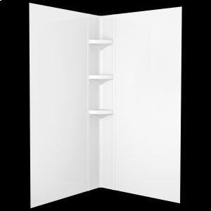 White Glue Up Wall Set Product Image