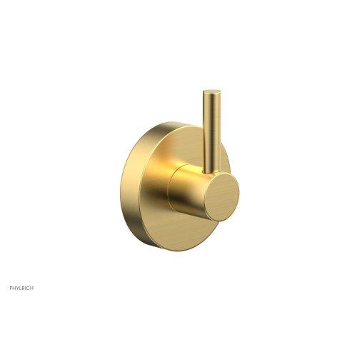 BASIC  BASIC II Robe Hook DB10 - Burnished Gold