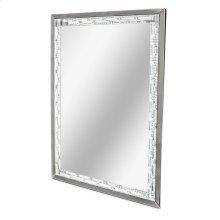 Rectangular LED Wall Mirror 8489
