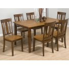 Kura Canyon Rectangle Dining Table Product Image