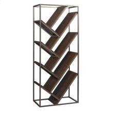 Modern Origins Chevron Bookcase