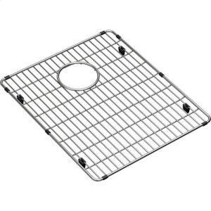 "Elkay Crosstown Stainless Steel 14-1/2"" x 17-1/2"" x 1-1/4"" Bottom Grid Product Image"