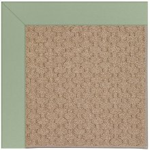 Creative Concepts-Grassy Mtn. Canvas Celadon Machine Tufted Rugs
