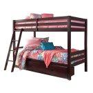 Halanton - Dark Brown 2 Piece Bedroom Set Product Image