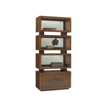 Tonga Tiered Bookcase