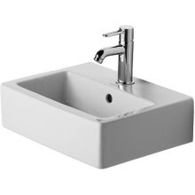 Vero Furniture Handrinse Basin 1 Faucet Hole Punched