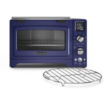 "12"" Convection Digital Countertop Oven Cobalt Blue"