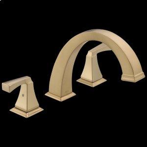 Champagne Bronze Roman Tub Trim Product Image