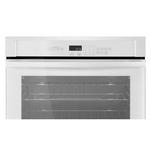 5.0 cu. ft. Thermal Wall Oven White