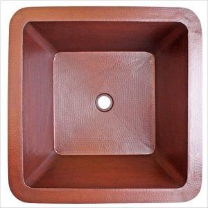 "Large Square 1.5"" drain"" Product Image"