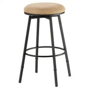 Sanders Backless Swivel Counter/barstool Bear Product Image