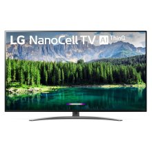 LG Nano 8 Series 4K 65 inch Class Smart UHD NanoCell TV w/ AI ThinQ® (64.5'' Diag)