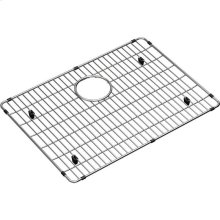 "Elkay Crosstown Stainless Steel 21"" x 15-1/4"" x 1-1/4"" Bottom Grid"