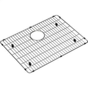 "Elkay Crosstown Stainless Steel 21"" x 15-1/4"" x 1-1/4"" Bottom Grid Product Image"