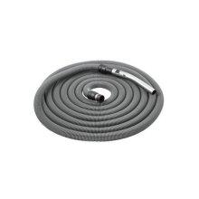 Standard hose, Central Vacs, 32 Feet long in Dark Gray