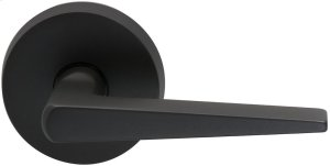 Interior Modern Lever Latchset in (US10B Oil-rubbed Bronze, Lacquered) Product Image