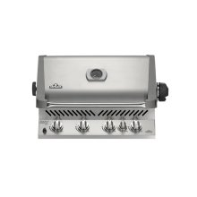 Prestige 500 built in natural gas grill head