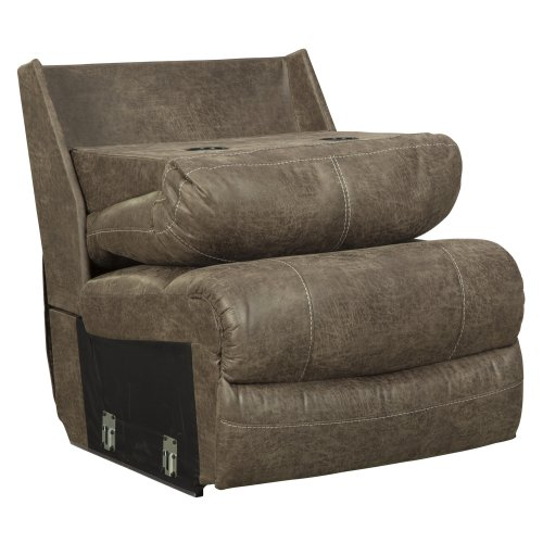 Armless Chair w/ Drop Down TBL