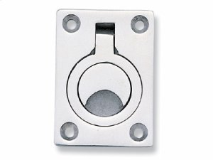 Stainless Steel Flush Ring Pull Product Image