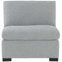 Serenity Armless Chair in Mocha (751)