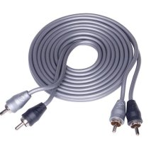 Twisted 10 foot RCA