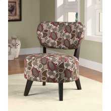 Casual Upholstered Accent Chair