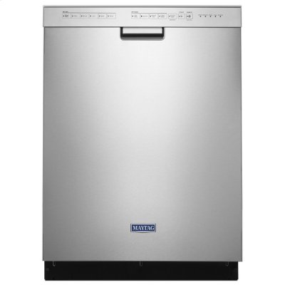 Stainless Steel Tub Dishwasher with Most Powerful Motor on the Market 1 Product Image