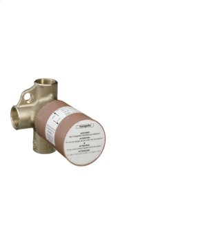 """Rough, Trio 2-Way Diverter with Shut-Off, 3/4"""" Product Image"""