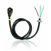 6' 4-Wire 30 amp Dryer Power Cord - Other