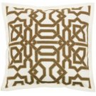 """Luxe Pillows Moroccan Fretwork (22"""" x 22"""") Product Image"""