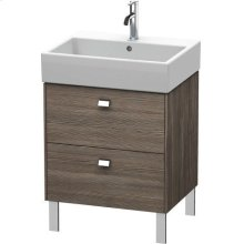 Vanity Unit Floorstanding, Pine Terra (decor)